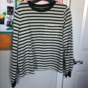 MW striped long sleeve